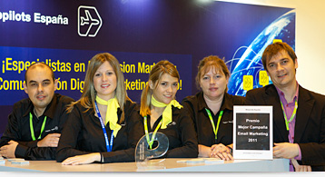 ¡Ganamos el Premio a la Mejor Campaña de Email Marketing!