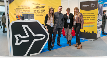 Webpilots presente en el eShow Barcelona 2015