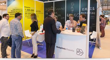 Webpilots presente en el eShow Madrid 2014