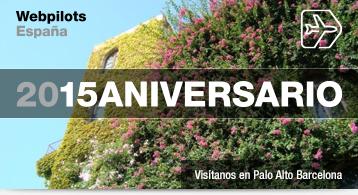 WEBPILOTS ESPAÑA : 15 Años juntos