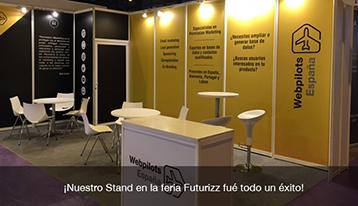Webpilots presente en Futurizz Madrid 2016